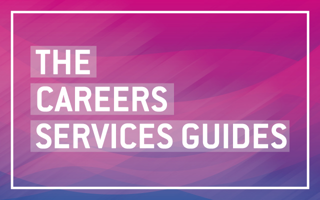 The Careers Services Guides