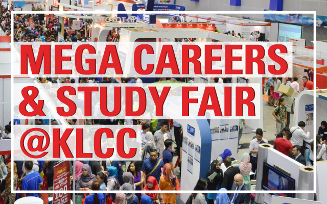 Mega Careers & Study Fair